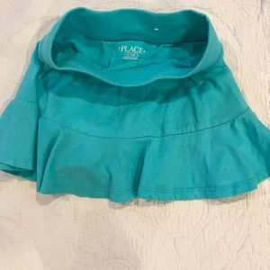 BUNDLE 4-CHILDREN'S PLACE SKIRTS ALL SIZE 5/6